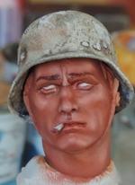 Buste infanterie Allemande, front Russe 1943, FINI... Dscn1827
