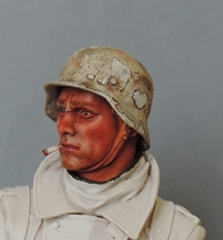 Buste infanterie Allemande, front Russe 1943, FINI... Dscn1914