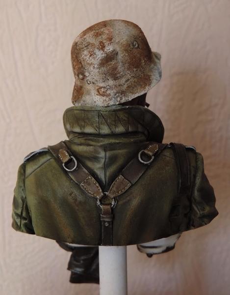 Buste infanterie Allemande, front Russe 1943, FINI... Dscn1940