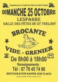 Brocante - Vide-Grenier le 25 Octobre 2015 à Lesparre 02691510