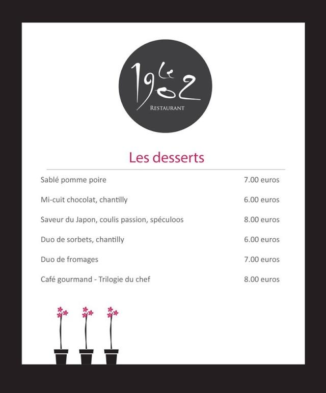 Le 1902 Restaurant (a Ludon Médoc) 11930810