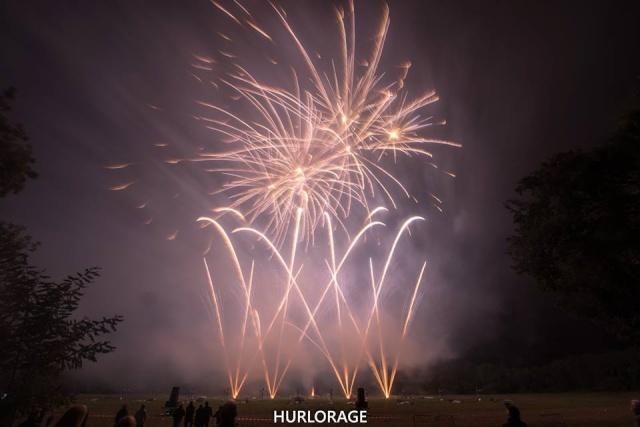 Les photos du Symposium international des feux d'artifice au Château Giscours par Hurlorage 12063510