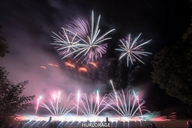 Les photos du Symposium international des feux d'artifice au Château Giscours par Hurlorage 12072610