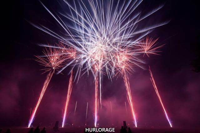 Les photos du Symposium international des feux d'artifice au Château Giscours par Hurlorage 12079510
