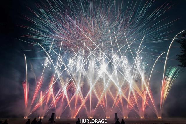 Les photos du Symposium international des feux d'artifice au Château Giscours par Hurlorage 12096010