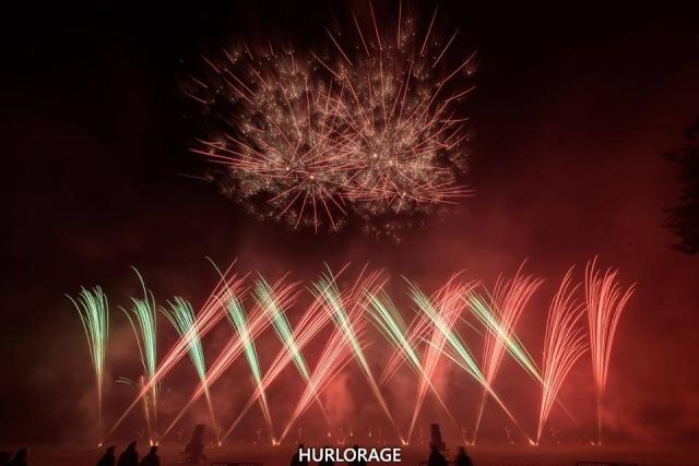 Les photos du Symposium international des feux d'artifice au Château Giscours par Hurlorage 12105810