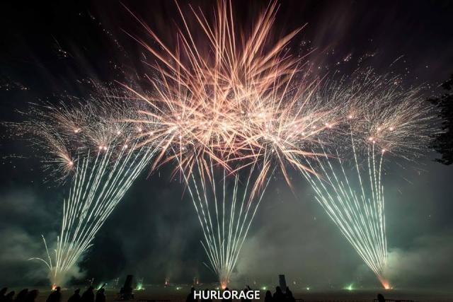 Les photos du Symposium international des feux d'artifice au Château Giscours par Hurlorage 12105910
