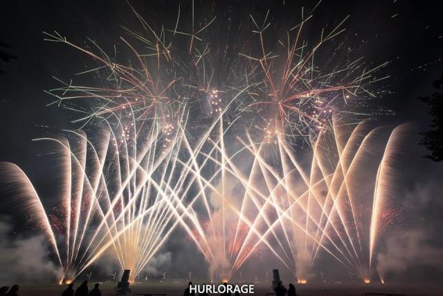 Les photos du Symposium international des feux d'artifice au Château Giscours par Hurlorage 12118610