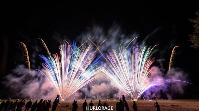 Les photos du Symposium international des feux d'artifice au Château Giscours par Hurlorage 12118710