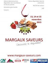 Margaux Saveurs 2015 du 13 au 15 Novembre 2015 à Margaux 30681010