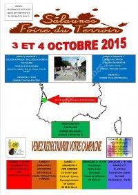 Foire du Terroir 2015 le 3 et 4 Octobre 2015 à Salaunes 8c4cf210