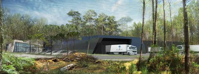 Une nouvelle usine à Sainte Helene Adam-v11