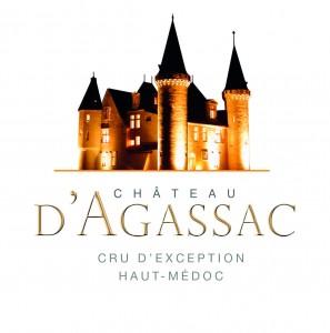 Le Château D'Agassac ouvre son restaurant à Ludon Médoc Logo_c10