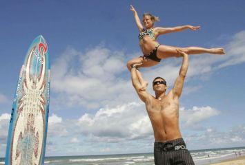 Le couple Canaulais de Surf Tandem veut conserver son titre Mondial avec votre aide  Sarah-10