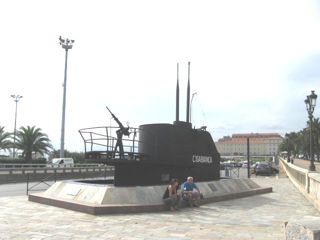What is that sub? (French submarine Casabianca) Img_5111