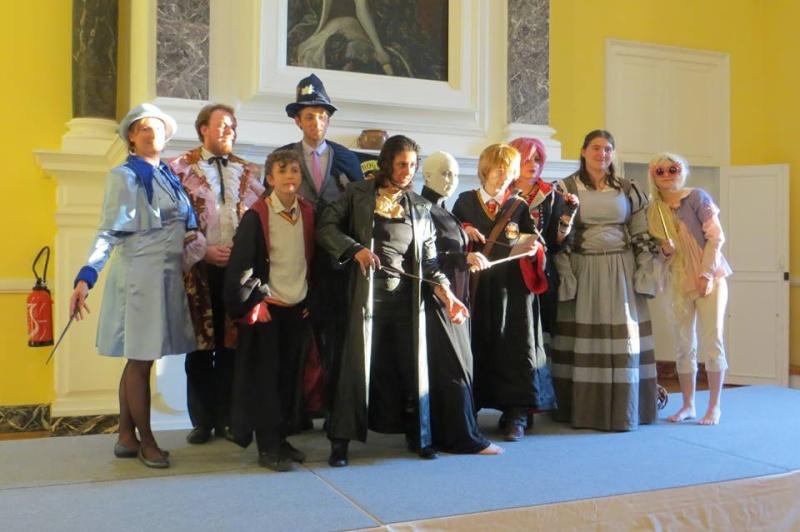 Evènement : Bal des sorciers 2015 à Blois Cospla10