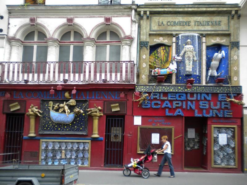 La Comédie Italienne - Rue de la gaieté - Paris 40828910