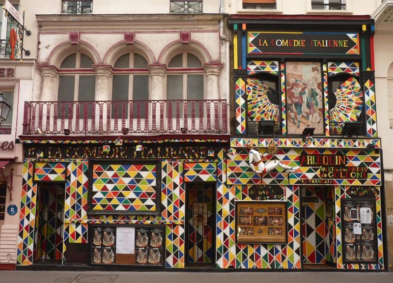 La Comédie Italienne - Rue de la gaieté - Paris 62239610