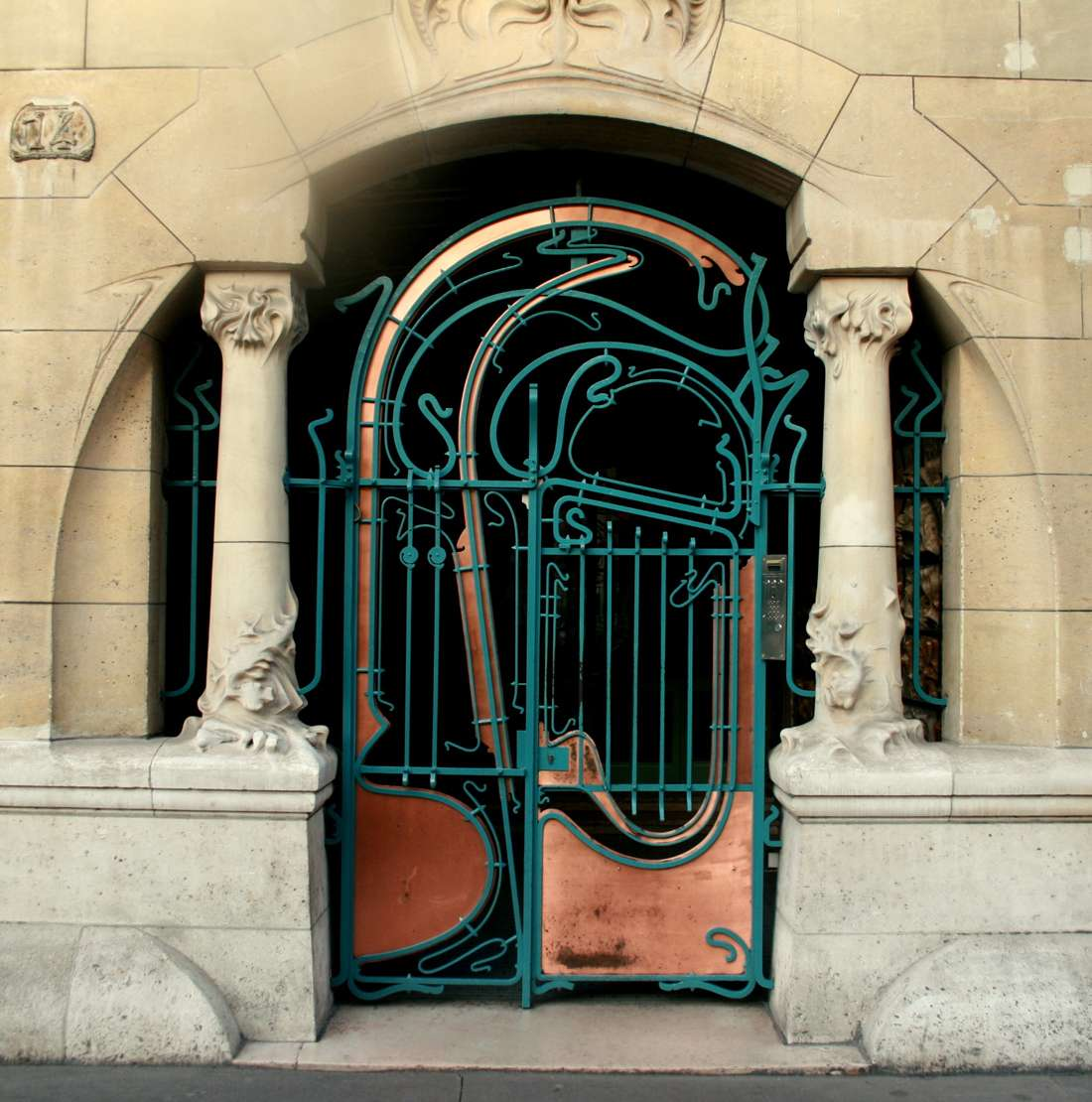Entrez-donc ! (collection de portes) 78920610