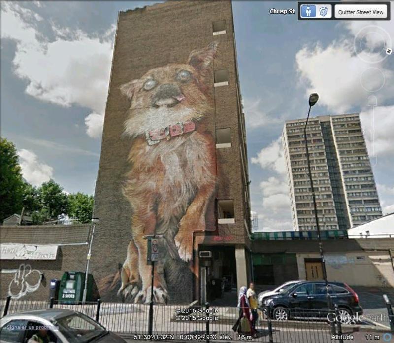 STREET VIEW : les fresques murales - MONDE (hors France) - Page 19 C117