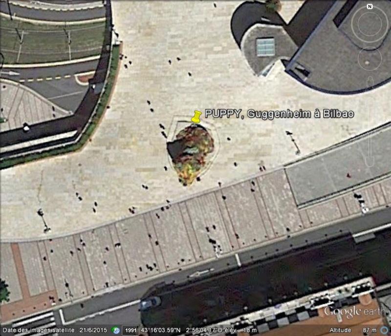 - Musée Guggenheim à Bilbao, Espagne C128