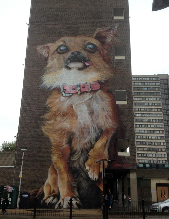 STREET VIEW : les fresques murales - MONDE (hors France) - Page 19 C212