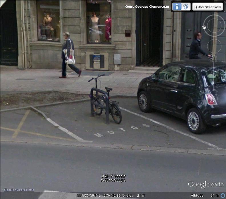 Street View : Les infractions au code de la route C64