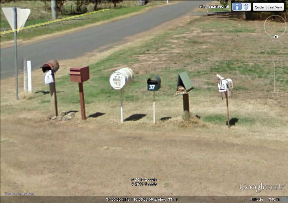 Street View : Les boites aux lettres insolites - Page 2 C75