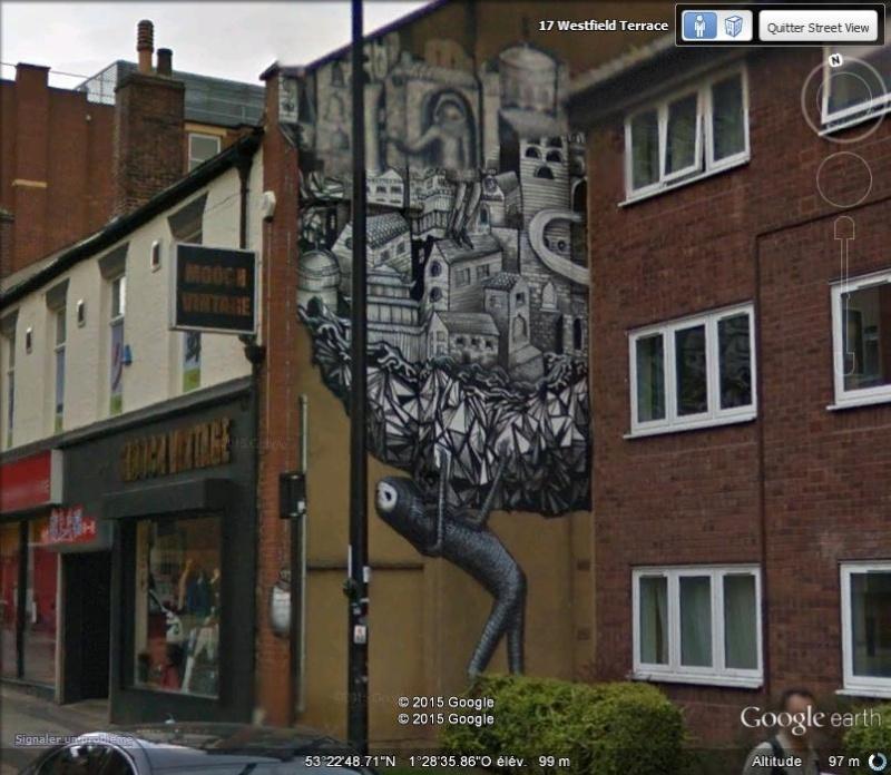 STREET VIEW : les fresques murales - MONDE (hors France) - Page 19 D16