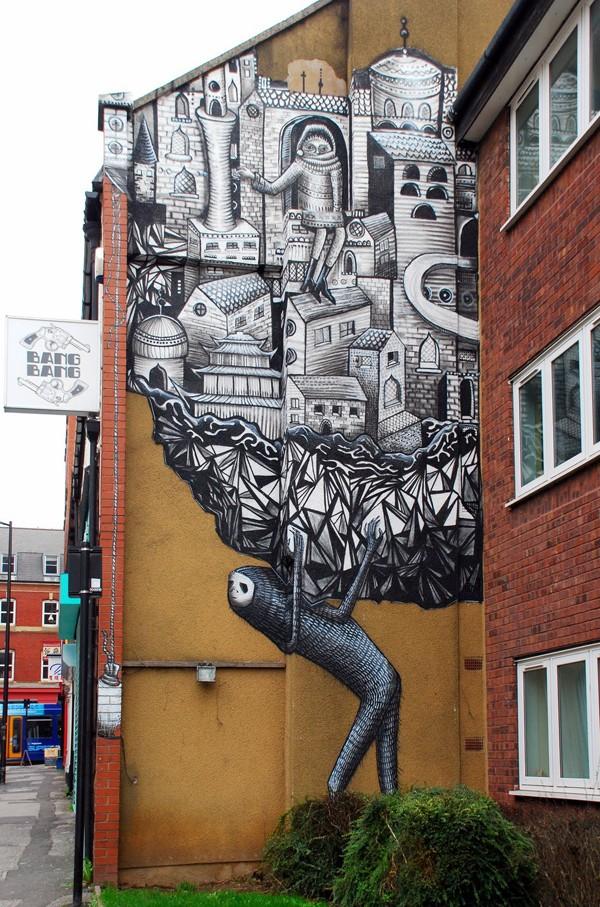 STREET VIEW : les fresques murales - MONDE (hors France) - Page 19 D214