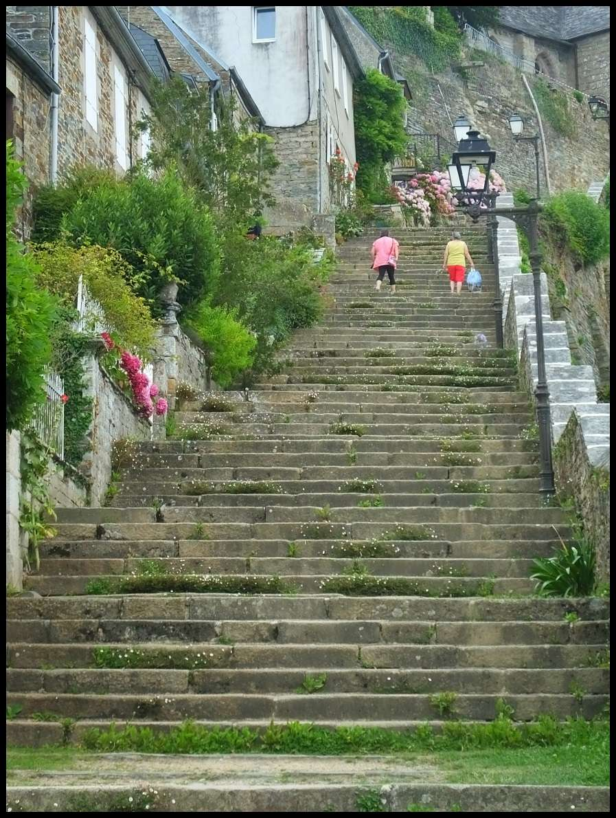 Les escaliers du monde (sujet participatif) - Page 5 Lannio10