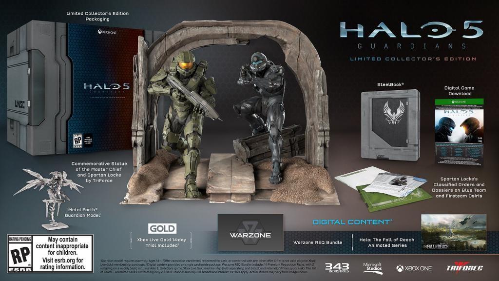 HALO 5 :  GUARDIANS .Les différentes Editions. Halo5_10