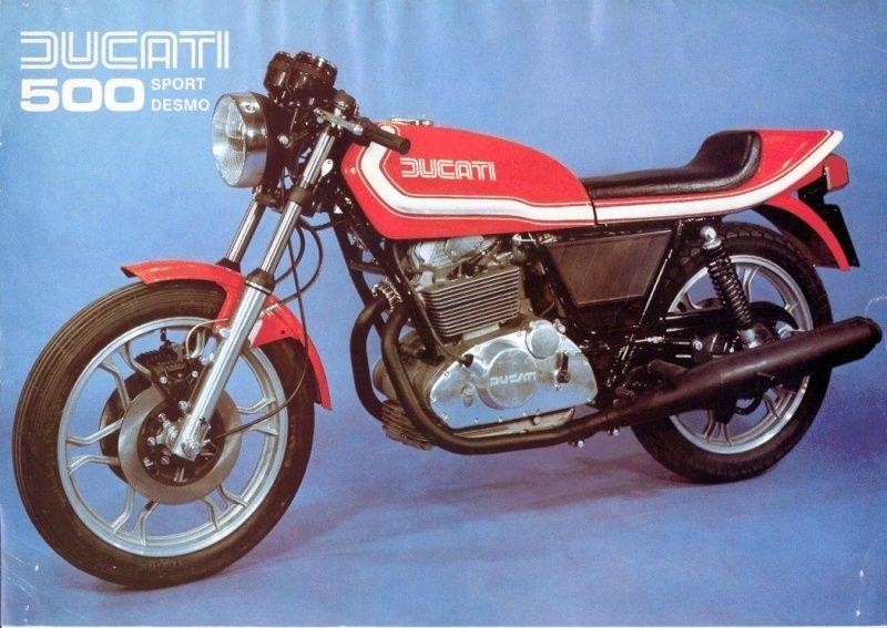 Ducati GTL 350.... Duc50010