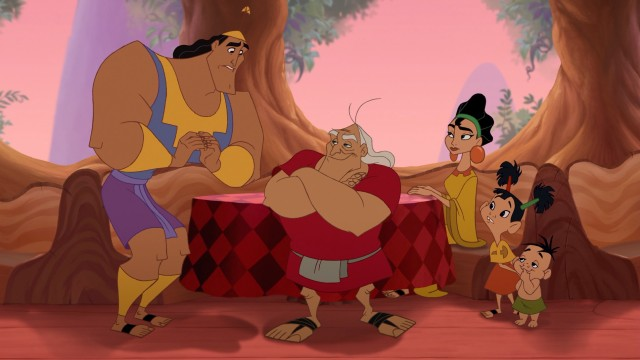 Kuzco 2 : King Kronk [2005] [F. Anim.] Kronks11