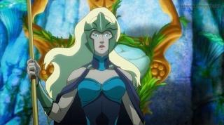 La ligue des justiciers : Le trône de l'Atlantide [2014] [F.Anim.] News_i10
