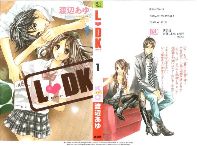 L♥DK ou L-DK [2009] [manga] Nl_dk_10