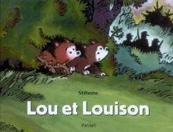 documentation pour les enfants, jumeaux esseulés Lou-et10