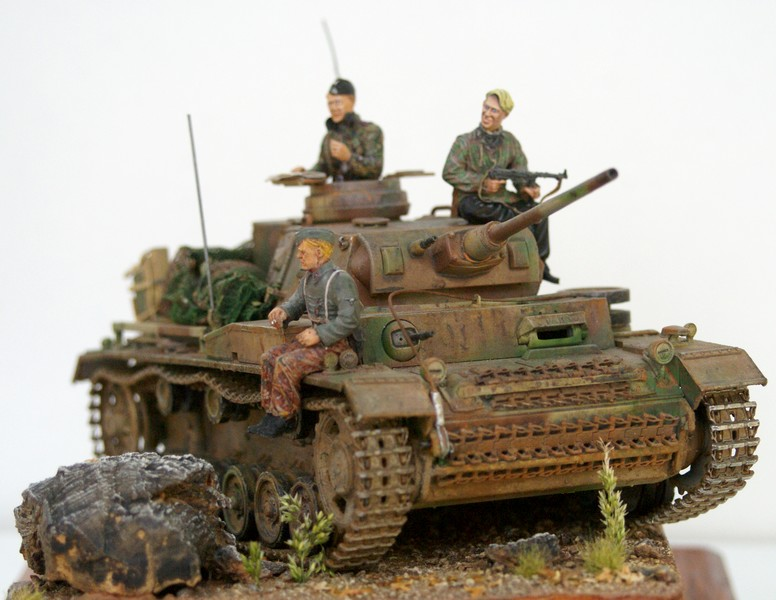 Panzer III Ausf J Dsc04618