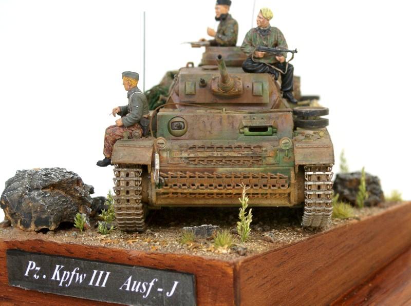Panzer III Ausf J Dsc04622
