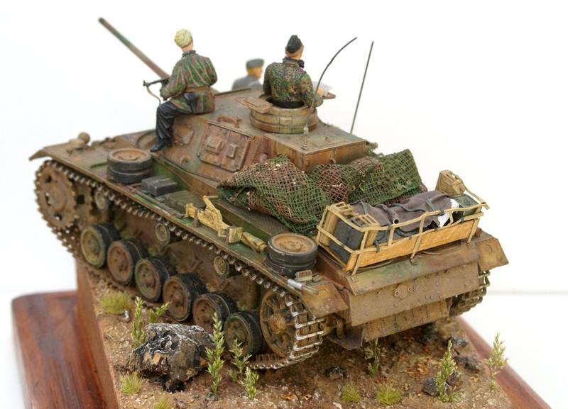 Panzer III Ausf J Dsc04624