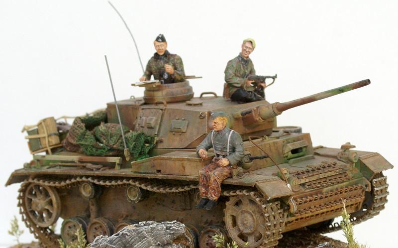 Panzer III Ausf J Dsc04626