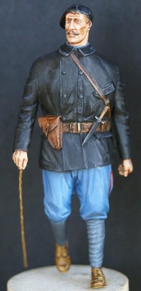 Tankiste Français 1917 1/35 Dsc04738