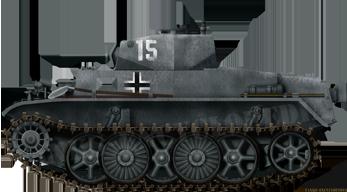 PANZER I Ausf F:Flyhawk Model:1/72 Pzkpfw11
