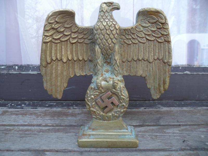 Aigle de bureau allemand ww