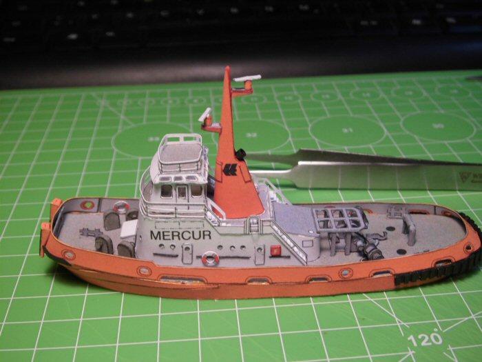Schlepper Saturn/Mercur  HMV 1:250  FERTIG Cimg2410