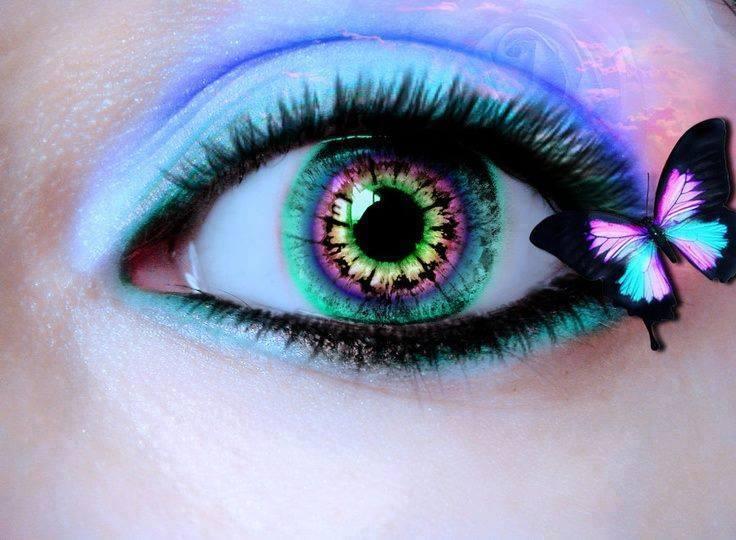 Les yeux ... - Page 3 12065410