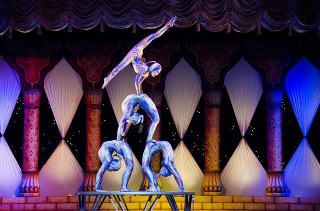 Le cirque ... - Page 2 B43010