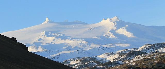 La neige en montagne ... B52410