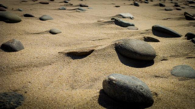 Les roches, les pierres ... D50310