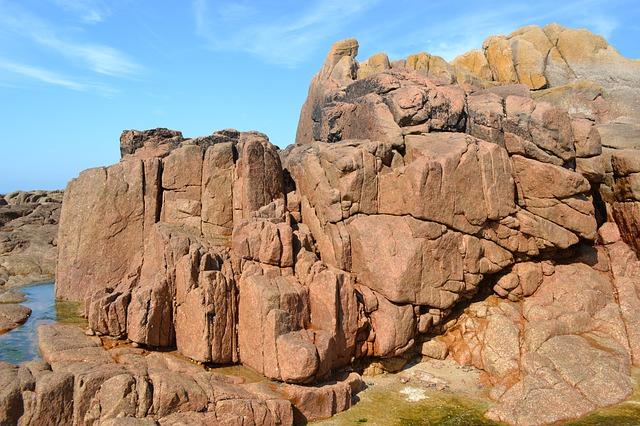 Les roches, les pierres ... D50510